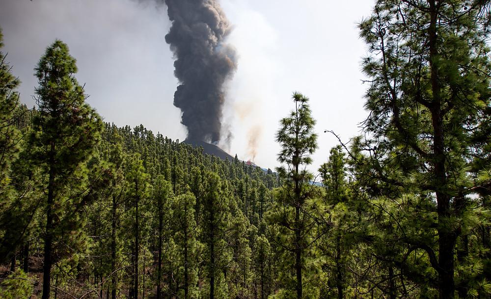 Vulkanutbruddet fra nord