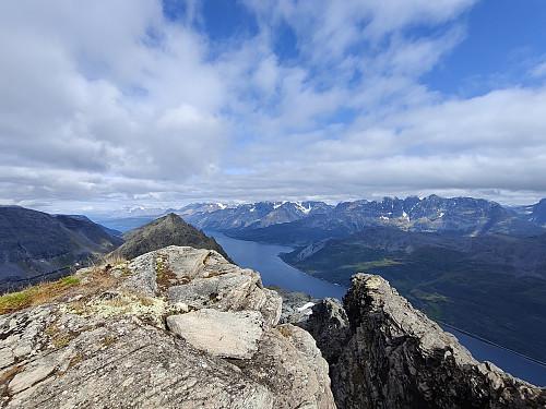 Sørfjord fra Sør-Sieidi