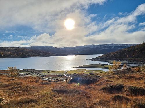 Storevatnet ved Ulldalen